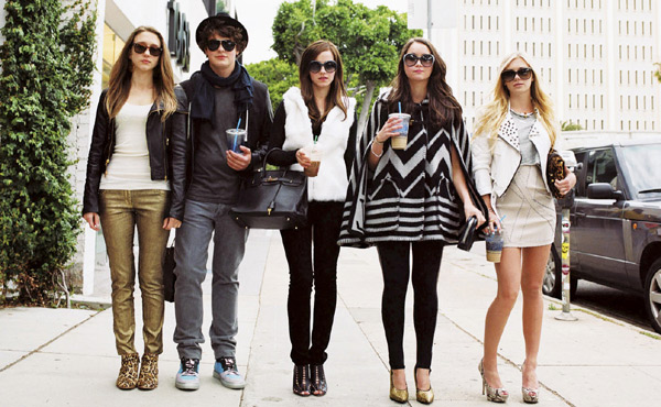 A Still From The Bling Ring