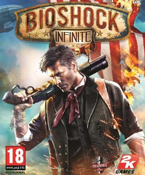 Bioshock Infinite Packshot