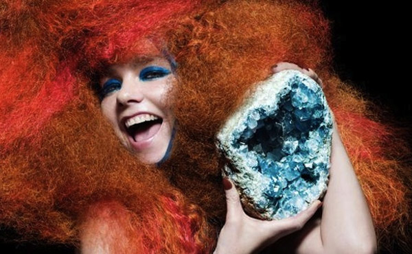 Bjork will headline Pitchfork Music Festival on the Friday