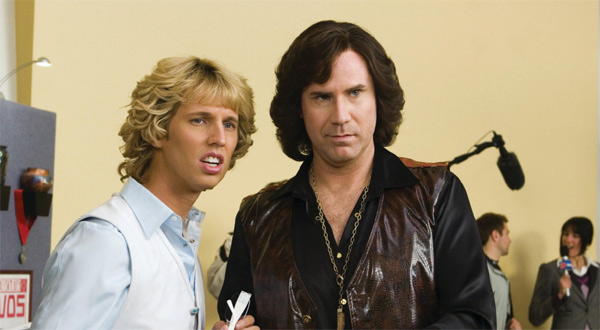 Will Ferrell as Chazz Michael Michaels in 'Blades of Glory'