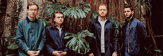 Bombay Bicycle Club - Press Shot
