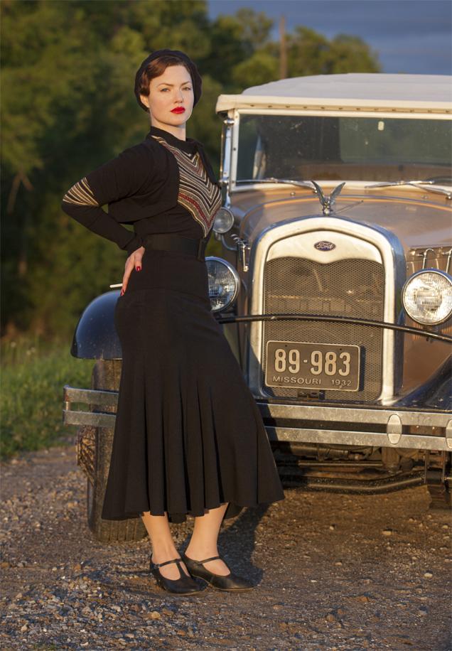 Emile Hirsch A&E Drama 'Bonnie & Clyde' Premieres In Style ...