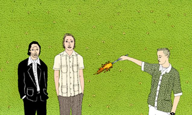 Wes Anderson Bottlerocket