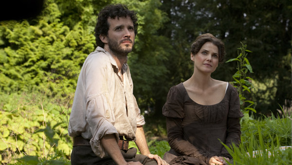 Bret McKenzie and Keri Russell