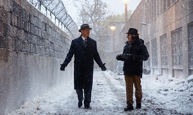 Steve Spielberg Reveals Personal Connection To U2 Spy Plane Incident, The Focus Of His 'Bridge Of Spies'