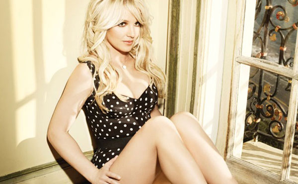 Britney Spears, Press Shot