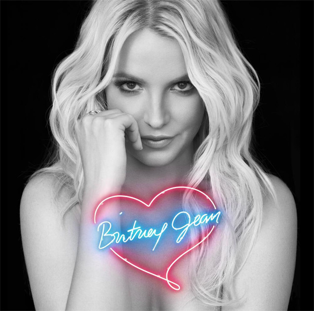 Britney Jean Album Artwork