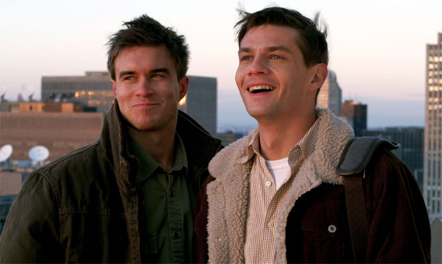 Rob Mayes and Trent Ford