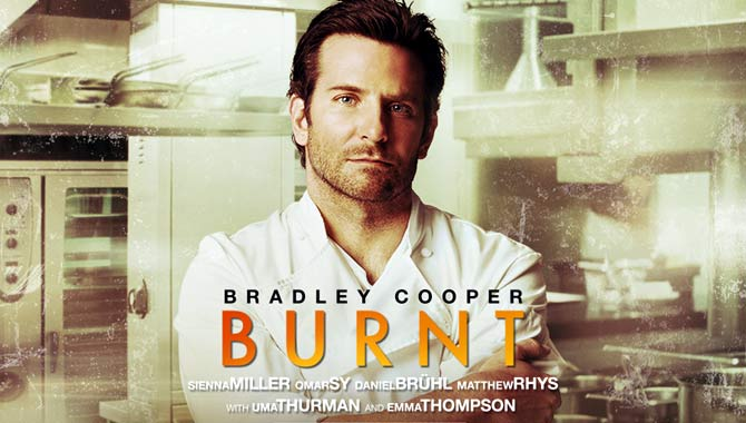 Burnt Offered Bradley Cooper A Tasty Role