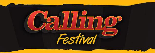 Calling Festival 2014 logo