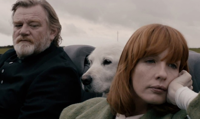 Brendan Gleeson and Kelly Reilly