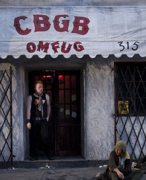 Rupert Grint CBGB