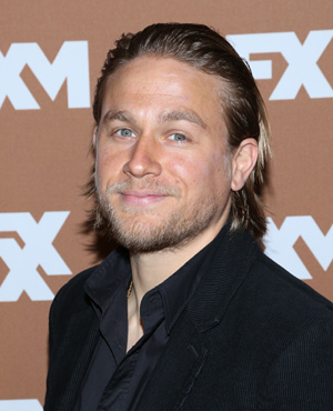 Charlie Hunnam at FX Sons Of Anarchy Premiere