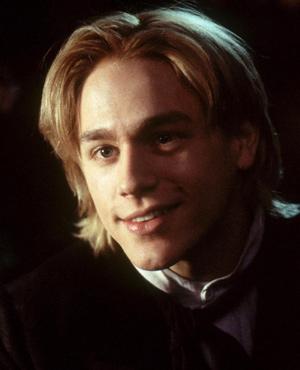 Charlie as Nicholas Nickleby