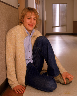 Charlie Hunnam in Undeclared