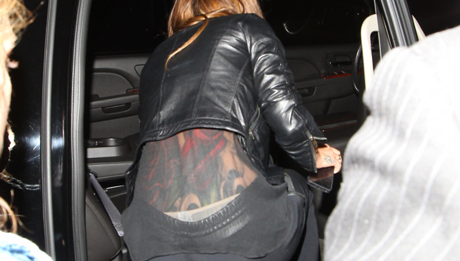 James Franco's Emma Watson Tattoo Was Fake! Sadly, The Same Can't Be Said For These Stars...