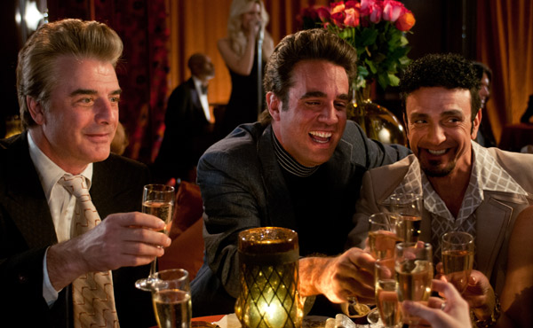Chris Noth bobby cannavale hank azaria
