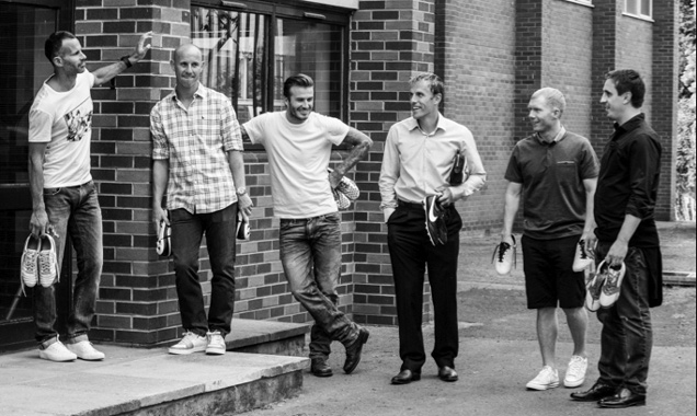 Beckham, Giggs, Scholes Et Al: Meet 'The Class of 92' In Documentary Form
