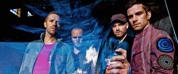 Coldplay Press Shot