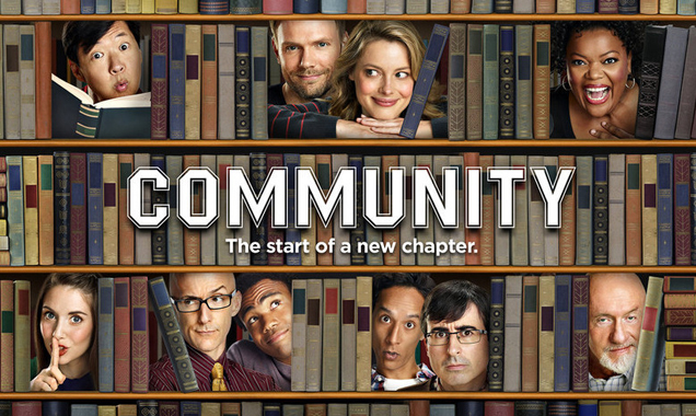 Community, Season 5 Artwork