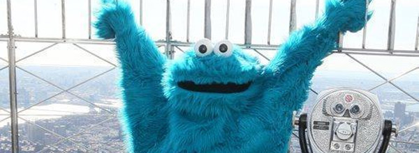 Photo of Funny cookie monster