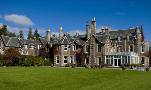 Andy Murray Hotel