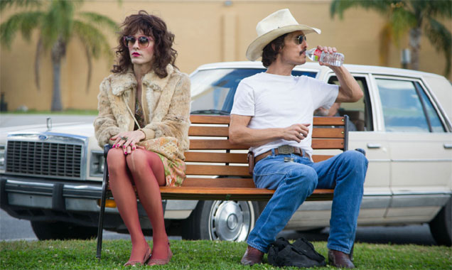 Matthew McConaughey and Jared Leto
