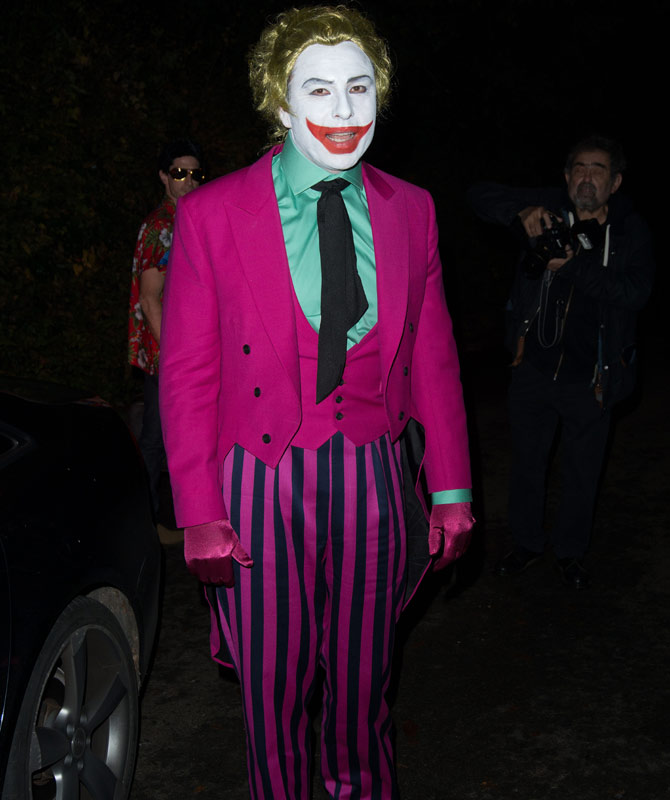 10 Best (And Creepiest) Celebrity Halloween Costumes Of 2015 - Contactmusic.com 10 Best (And Creepiest) Celebrity Halloween Costumes Of 2015 - 웹