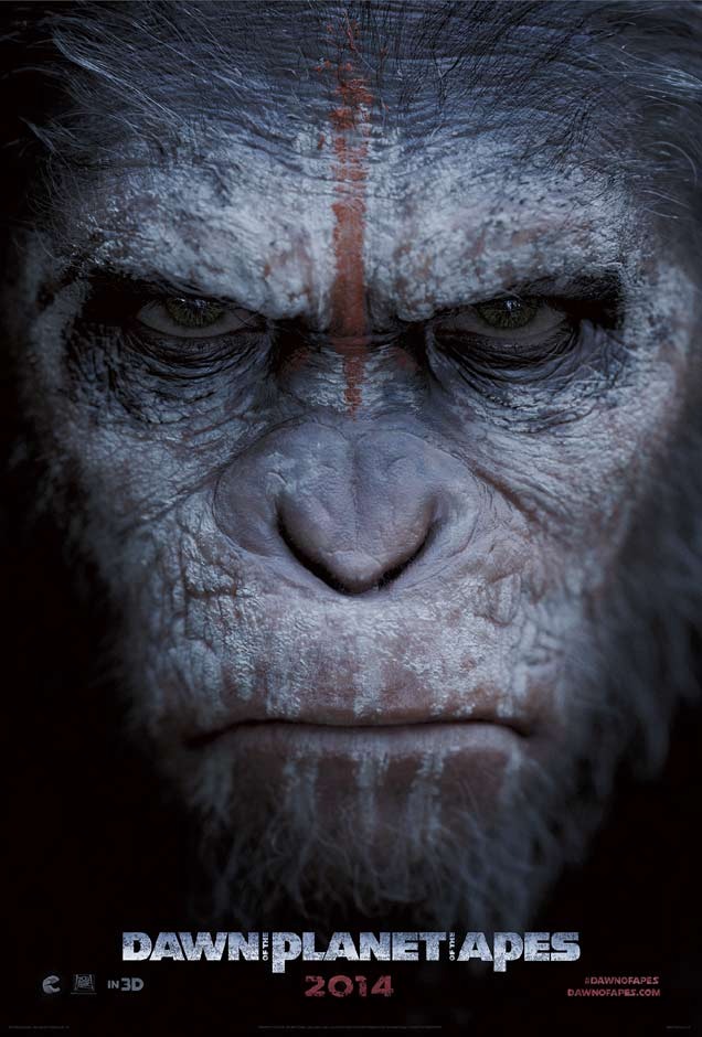 Dawn of the Planet of the Apes Promo