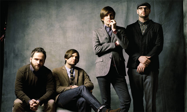Death Cab For Cutie promo