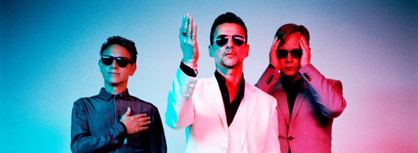 Depeche Mode Press Shot