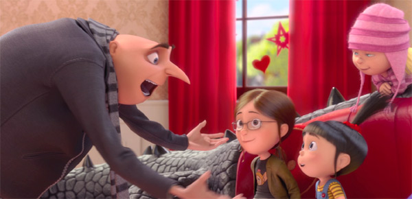 Despicable Me 2 Gru
