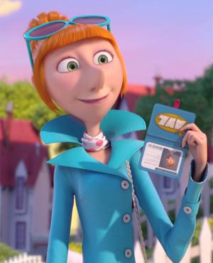 Kristen Wiig's Character Lucy Wilde