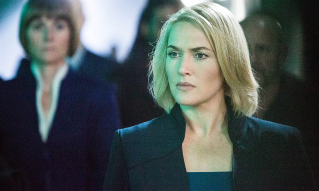 Divergent Featurette Kate Winslet