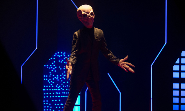 Doctor Who Alien