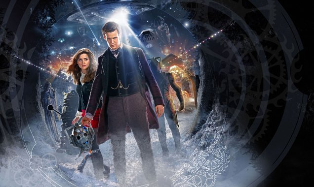 Dr. Who Christmas special