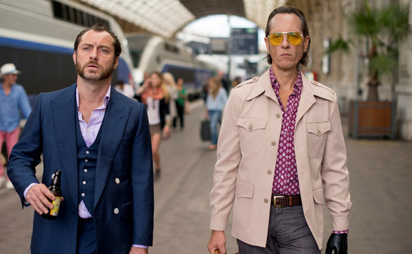 Jude Law, Richard E. Grant, Dom Hemingway Still
