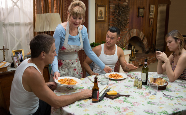 Don Jon Family