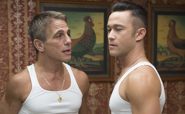 Joseph Gordon Levitt and Tony Danza