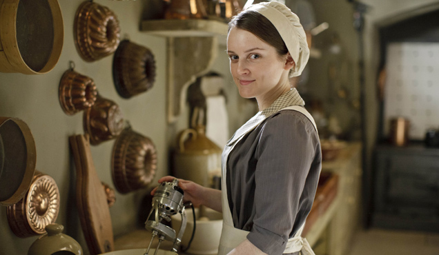 Downton Abbey Daisy Mason