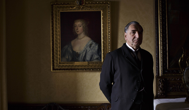 Downton Abbey Jim Carter