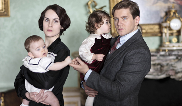 Michelle Dockery, Downton Abbey Promo Image