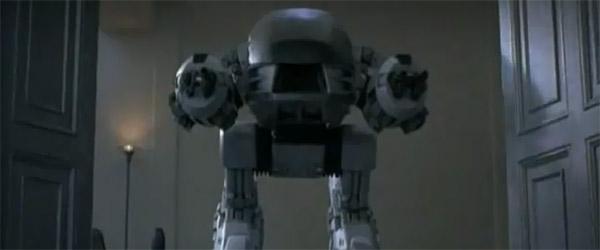 ED-209 - Robocop
