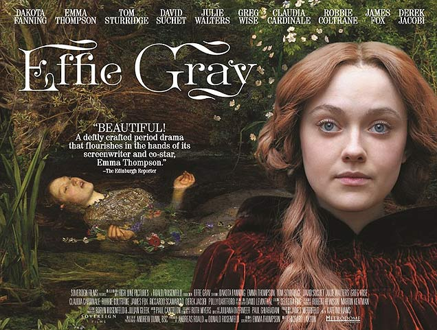 'Effie Gray' poster