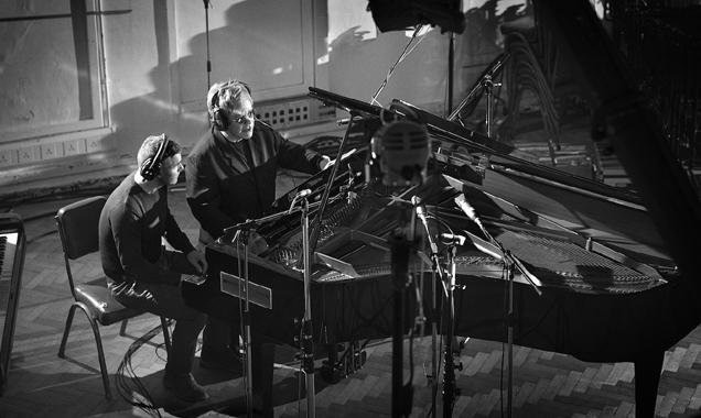 Elton John Gary Barlow
