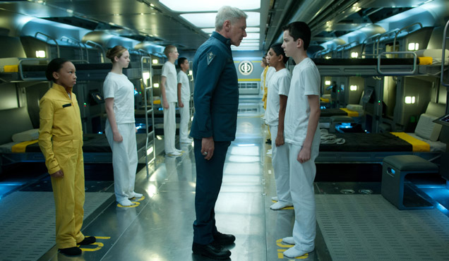 Harrison Ford Ender's Game
