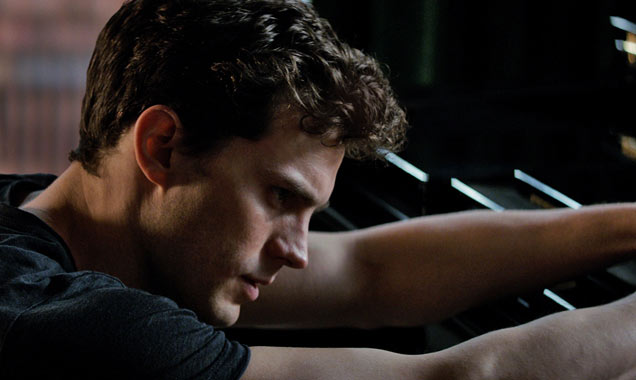 British Schoolboy Punished For Dressing As Christian Grey For World Book Day