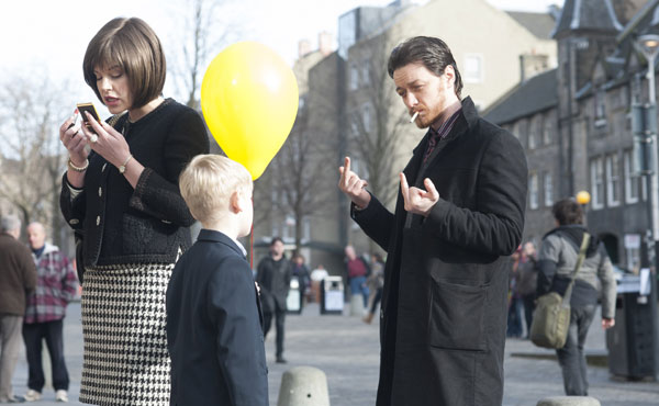 James McAvoy, Filth Still
