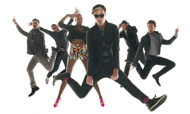 Fitz and the Tantrums promo shot