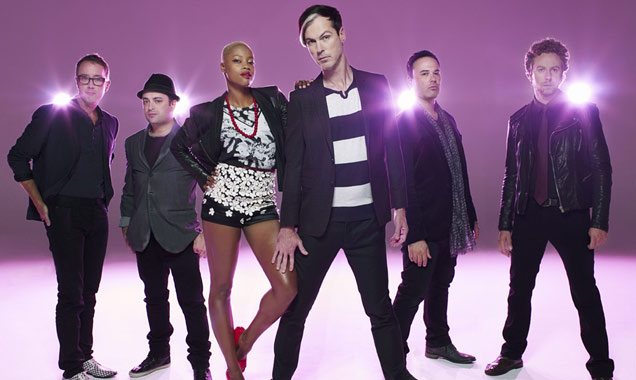 Fitz and the Tantrums promo pic 2
